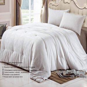 Шелковое одеяло Love You 155×215