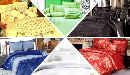 какой цвет выбрать для постельного белья?