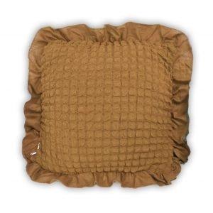 купить Декоративная подушка Love You беж Бежевый фото