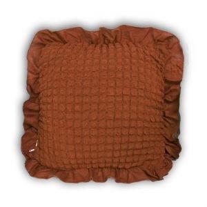 Декоративная подушка Love You золото 45×45