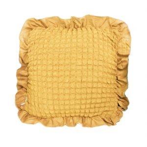 Декоративная подушка Love You крем 45×45