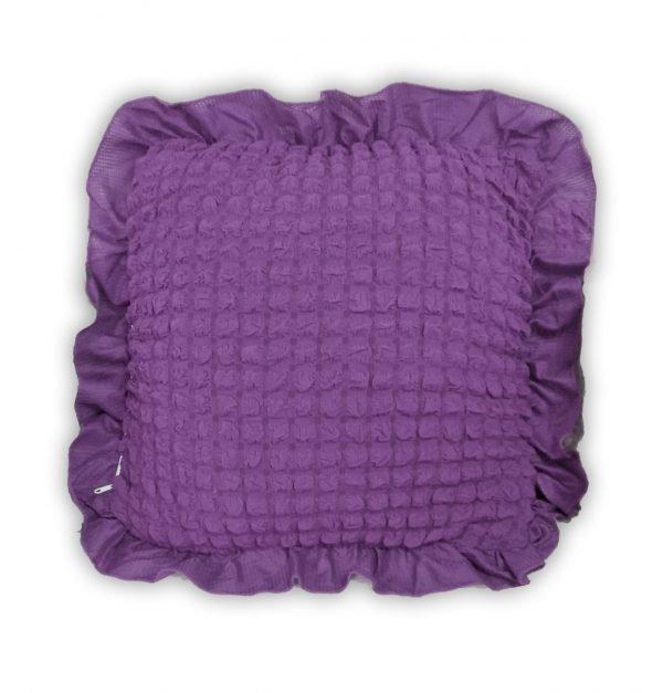 купить Декоративная подушка Love You лиловый Лиловый фото