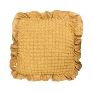 купить Декоративная подушка Love You натурал Бежевый фото