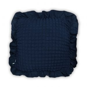 Декоративная подушка Love You синее 45×45
