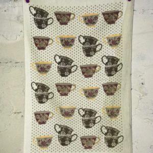 купить Кухонное полотенце Melih Сups Кофейный фото