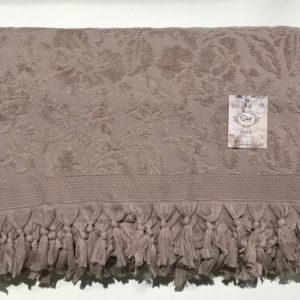 Махровая простынь Пике Sikel Lilym (Penye) Sacakli lila 200×220