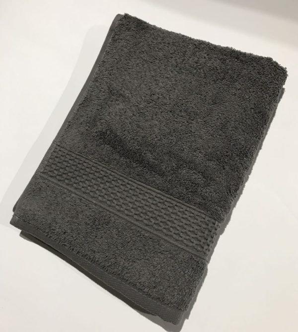 купить Полотенце Sikel Отель антрацит Серый|Черный фото