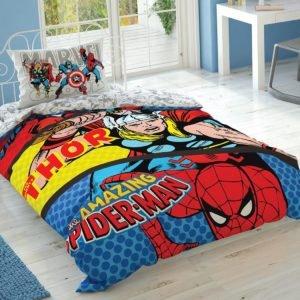 Постельное белье Дисней Marvel Comics 160×220