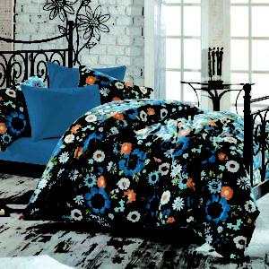 купить Постельное белье Class Botanical Blue Синий фото