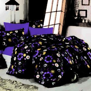 Постельное белье Class Botanical Purple 200×220