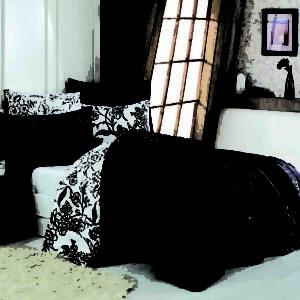 купить Постельное белье Class Luya v1 Black Фиолетовый фото