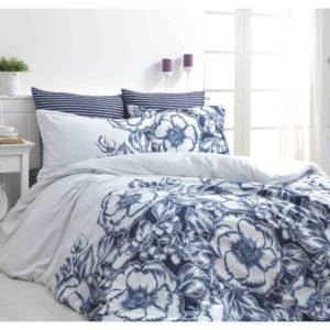 Постельное белье Class Marjorie v1 Blue 200×220