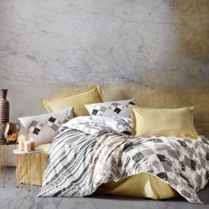 Постельное белье Cotton Box Stone 200×220