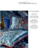купить Постельное белье Marie Lou Gothica Ethnical Синий фото 55888
