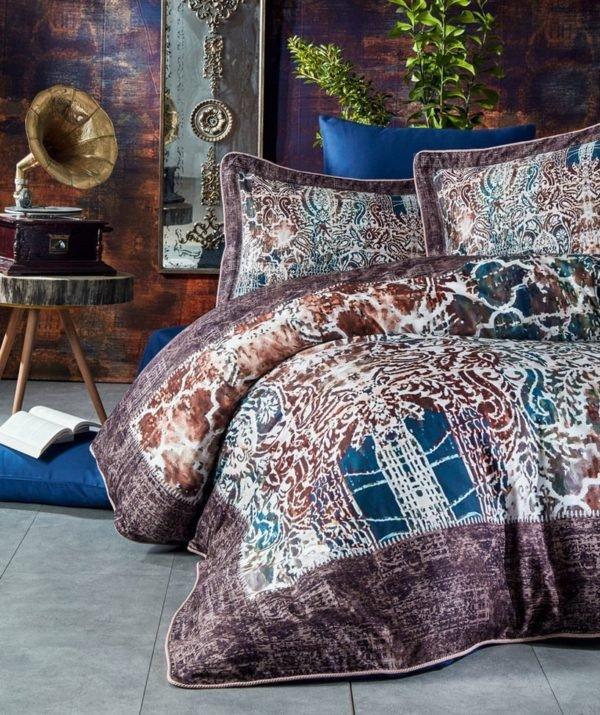 купить Постельное белье Marie Lou Gothica Lagri Фиолетовый фото