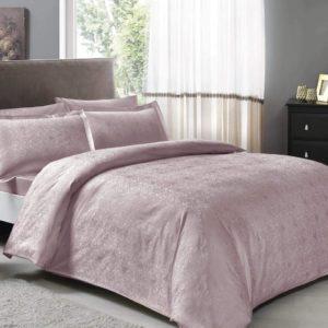 купить Постельное белье TAC Nodus Lilac Лиловый фото