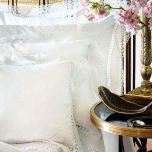 Постельное белье Valeron Blanche beyaz 200×220