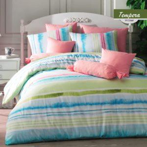 Постельное белье Zugo Home ранфорс Tempera V4 200×220