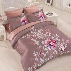 Постельное белье Zugo Home сатин Blossom 160×220 (2 шт)
