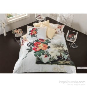 Постельное белье Zugo Home сатин Sadabat 200×220