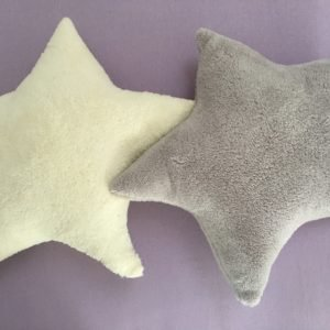 купить Декоративная подушка Barine - Star ecru 44*44 Кремовый фото