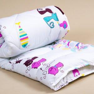 купить Детское одеяло Lotus - Kitty Розовый фото