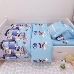 Детское постельное белье Марсель 166 150×215