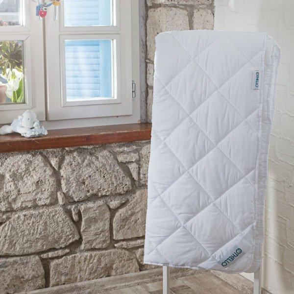 купить Детcкое одеяло Othello - Micra антиаллергенное Белый фото