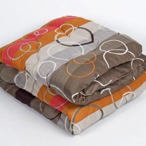 купить Одеяло Iris Home - Life Collection Grade Оранжевый фото