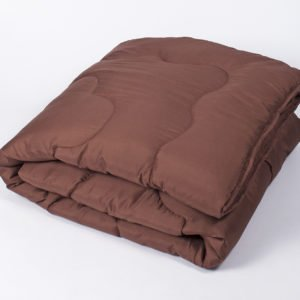 купить Одеяло Lotus - Comfort Wool Коричневый фото