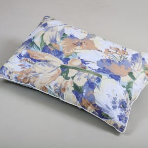 купить Перьевая подушка Эко Пух синяя Синий фото