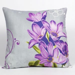 Подушка Iris Home – Life Collection Flowers