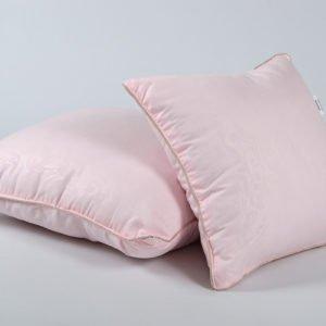 купить Подушка Lotus - Pattern Розовый фото