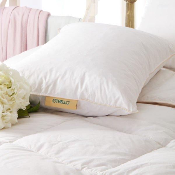 купить Подушка Othello - Soffica пуховая Белый фото