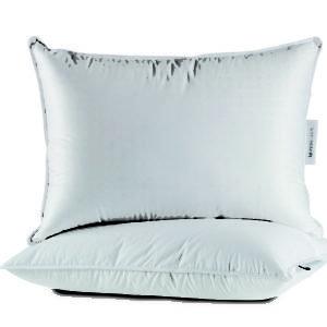 купить Подушка Penelope - Medallion Lux пуховая Белый фото