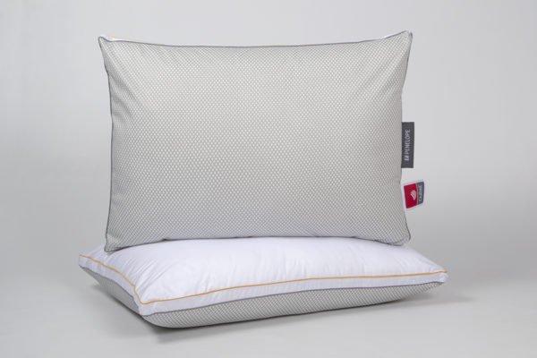 купить Подушка Penelope - ThermoCool Pro-Soft антиаллергенная Серый фото