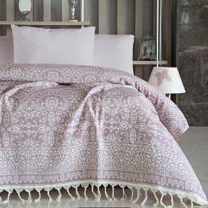 купить Покрывало Irya - Kerry lilac Лиловый фото
