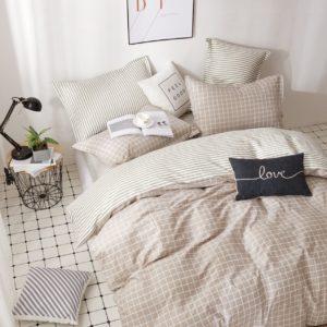 купить Постельное белье Bella Villa Сатин B-0223 Евро комплект