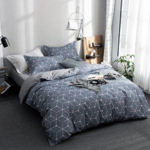 купить Постельное белье Bella Villa Сатин B-0228 Евро комплект