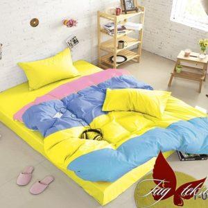 купить Постельное белье TAG Color mix APT044 Желтый фото