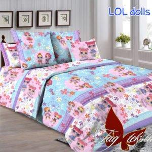 купить Постельное белье TAG Lol dolls Розовый фото 2