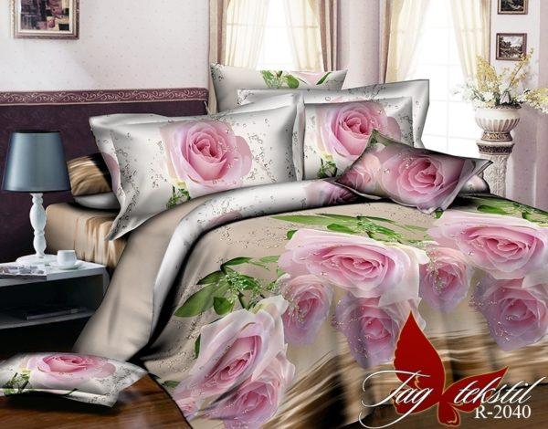 купить Постельное белье TAG R2040 Розовый фото