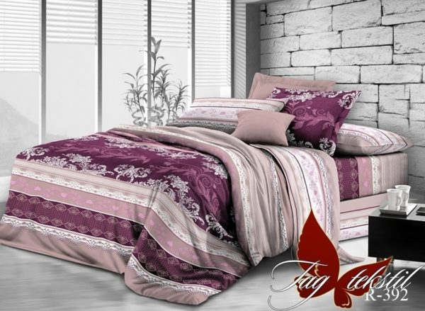 купить Постельное белье TAG R392 Фиолетовый фото