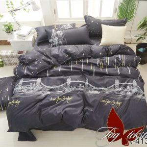 купить Постельное белье TAG R4134 Серый фото