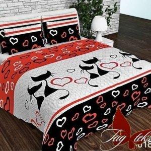 купить Постельное белье TAG R618red Красный фото