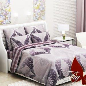 купить Постельное белье TAG R6903 Фиолетовый фото