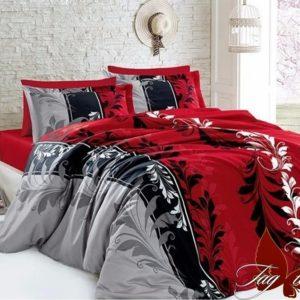 купить Постельное белье TAG R7085 red Красный фото