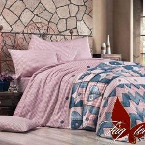 купить Постельное белье TAG R7402 Розовый фото
