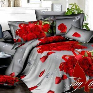 купить Постельное белье TAG R821 Красный фото