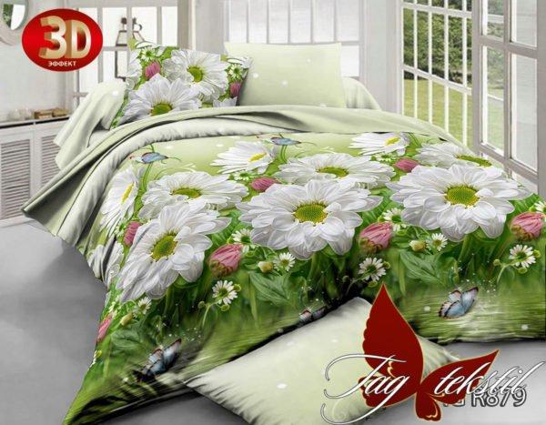 купить Постельное белье TAG R879 Зеленый фото